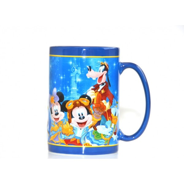 Disneyland Paris 25th Anniversary Characters Mug