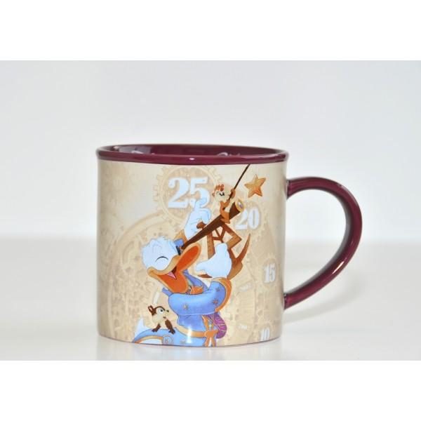 Disneyland Paris Donald Discover the Stars 25th Anniversary Mug