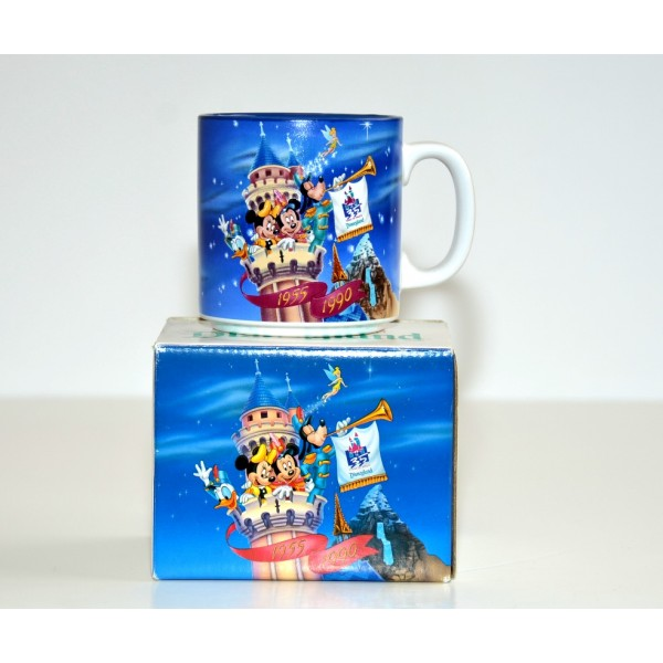 Disneyland 35 Years of Magic Mug