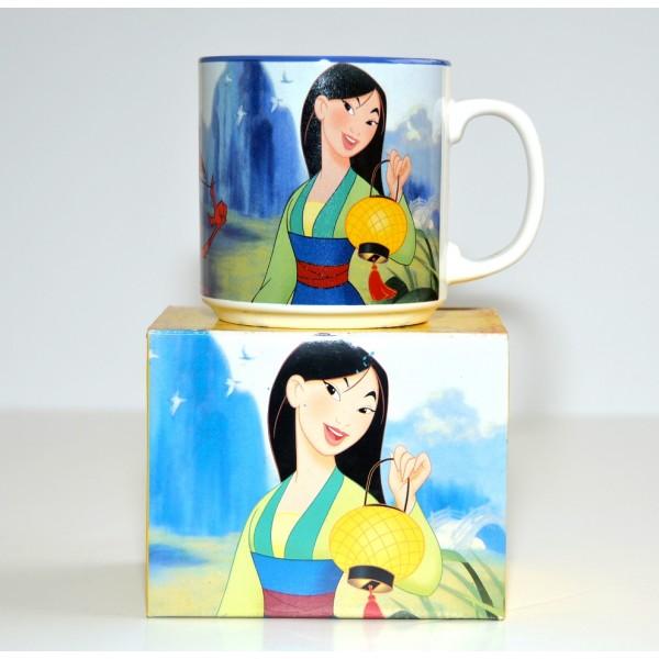 Disney exclusive Mulan Classics Mug