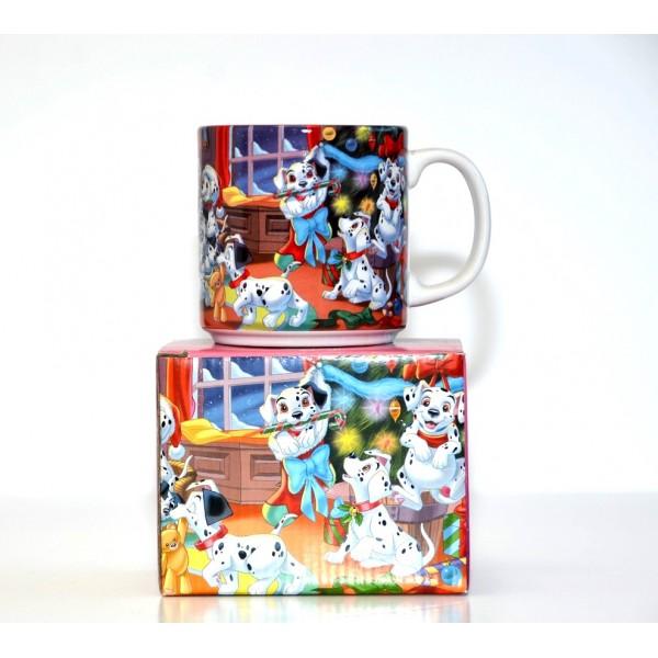 101 Dalmatians Christmas Classic Mug