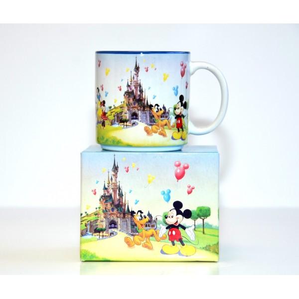 Classic Disneyland Paris Characters Mug