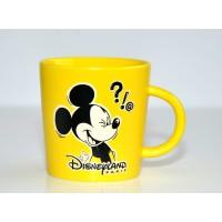 Disney Mickey Mouse Pop Art Mug, Disneyland Paris Original