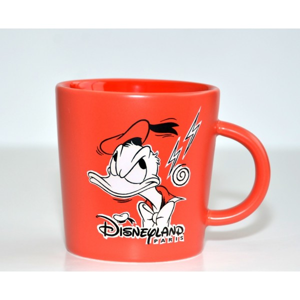 Disney Donald Duck Pop Art Mug, Disneyland Paris Original