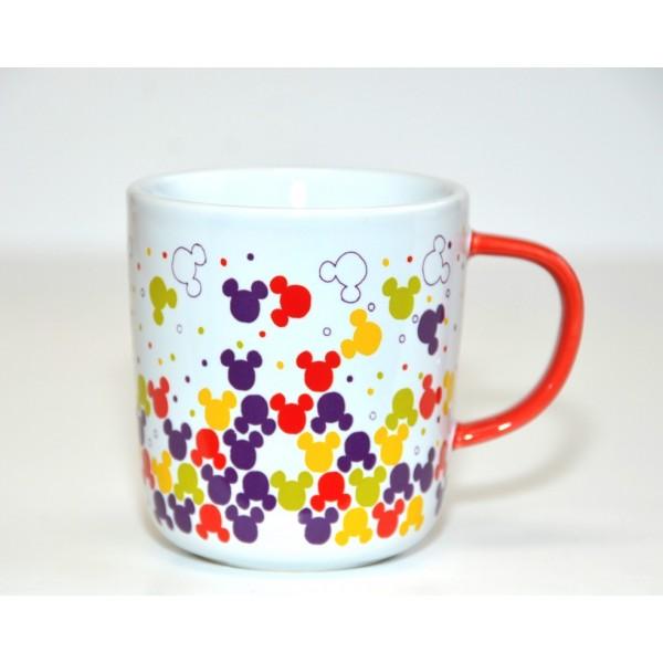 Disney Mickey Mouse icon pattern colour Mug