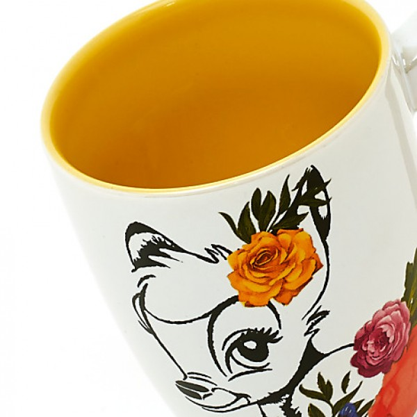 Disney Bambi Flower Mug