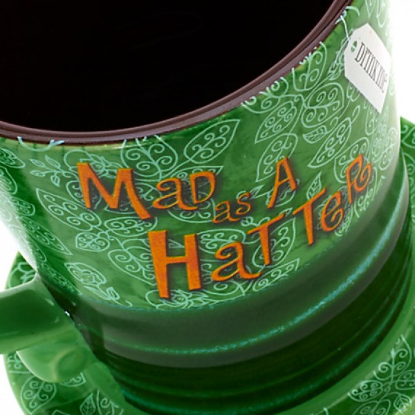 Disneyland Paris Mad Hatter Mug