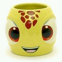 Disney Finding Nemo 3D Squirt Turtle Mug
