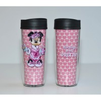 Disney Travel Mug - Minnie Mouse - Mornings aren't PRETTY