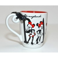 Disneyland Paris Minnie Mouse Mode Mug