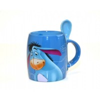 Disney Eeyore Mug and Spoon