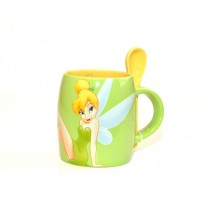 Disney Tinker Bell Mug and Spoon