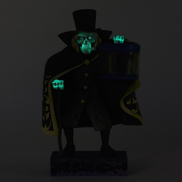 Disney Traditions by Jim Shore - Disney Parks Haunted Mansion Hatbox Ghost Figurine