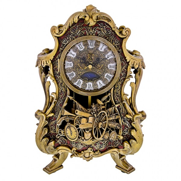 Disney Beauty & the Beast Live Action Film Figure - Cogsworth Clock Limited Edition