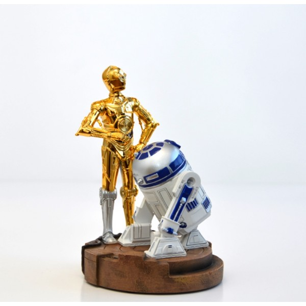 Star Wars R2-D2 and C-3PO Figurine