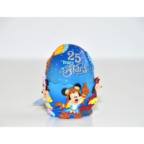 Disneyland Paris 25 Anniversary Mickey and friends Egg