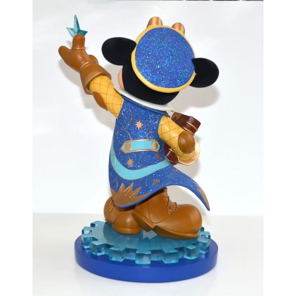 disneyland paris 25 anniversary mickey mouse large figurine Disneyland 40th Anniversary Disneyland 10th Anniversary