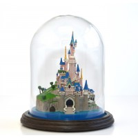 Disneyland Paris The Castle of Sleeping Beauty Dome Figurine