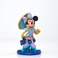 Disneyland Paris 25 Anniversary Minnie Mouse Figurine