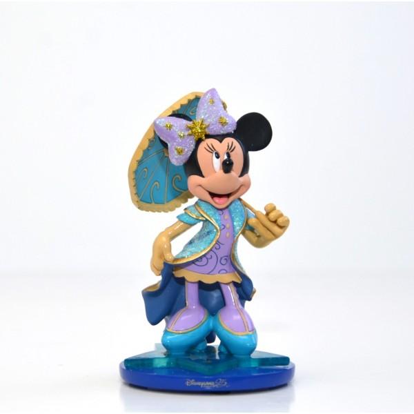 Disneyland Paris 25 Anniversary Minnie Mouse Figurine