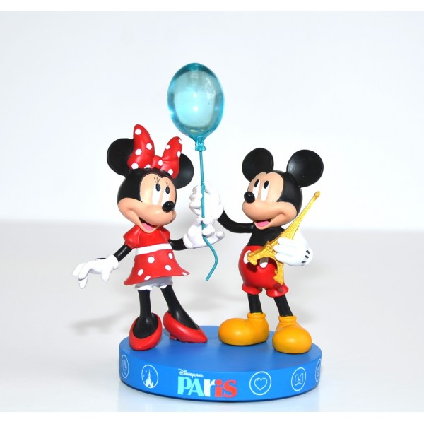 Mickey and Minnie Figure, Disneyland Paris