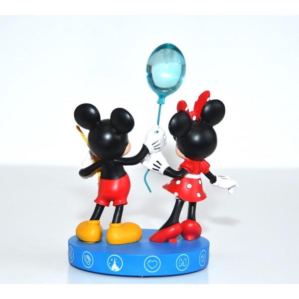Mickey and Minnie Figure, Disneyland Paris