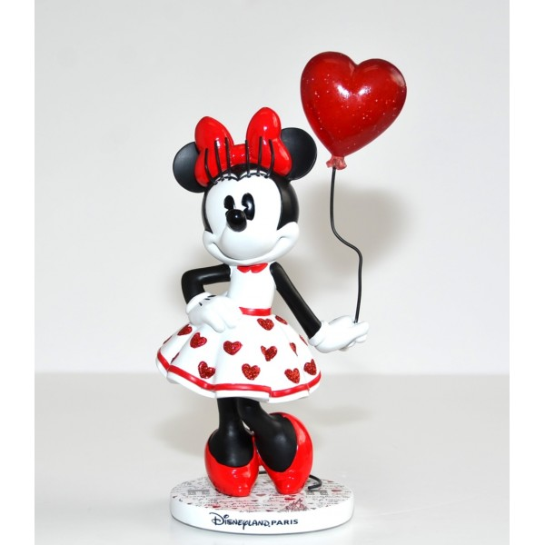 Minnie Mouse Amour Figure, Disneyland Paris