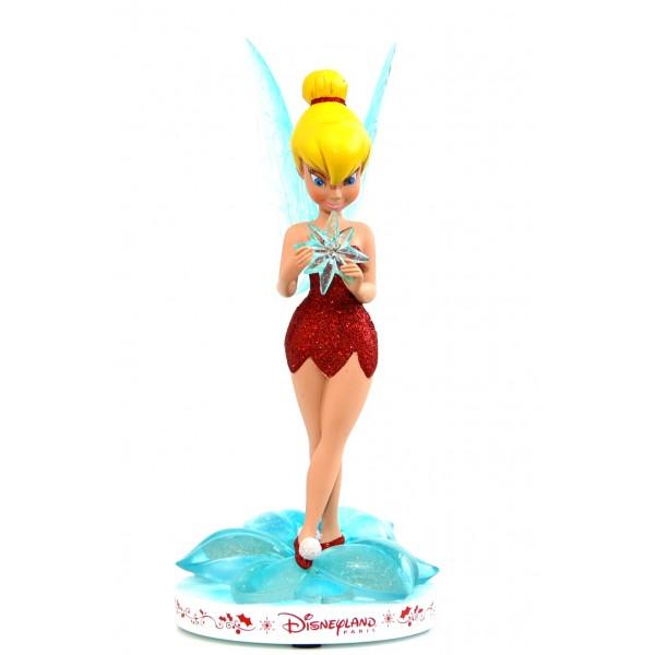 Disney Tinkerbell red figurine, Disneyland Paris