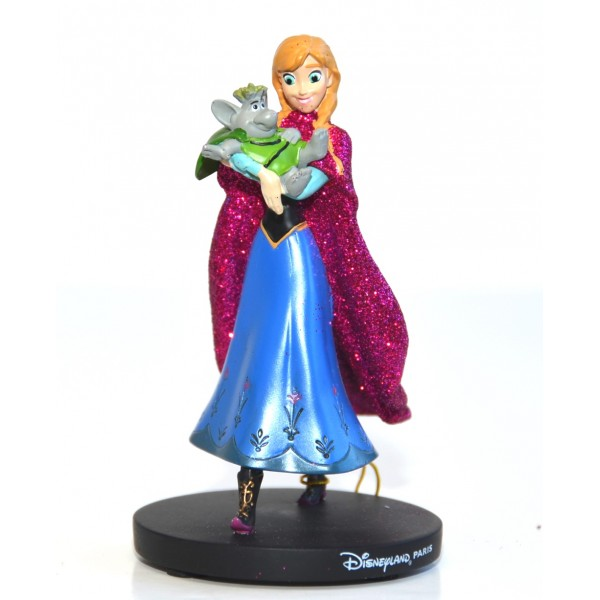 Disneyland Paris Princess Anna from Frozen Figurine