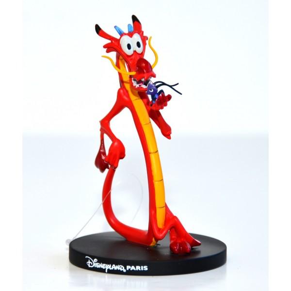 Disneyland Paris Mushu from Mulan Figurine