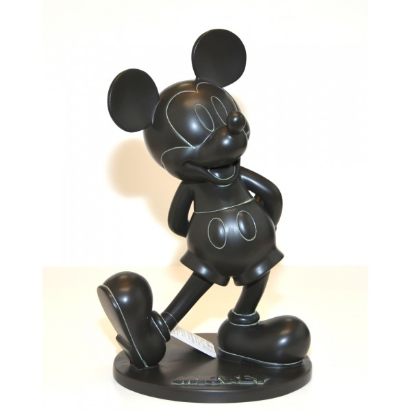 Disney Mickey Mouse Bronze Effect Large Figurine