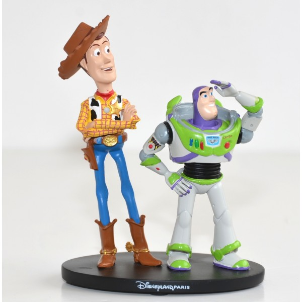 Woody and Buzz Lightyear small figure, Disneyland Paris