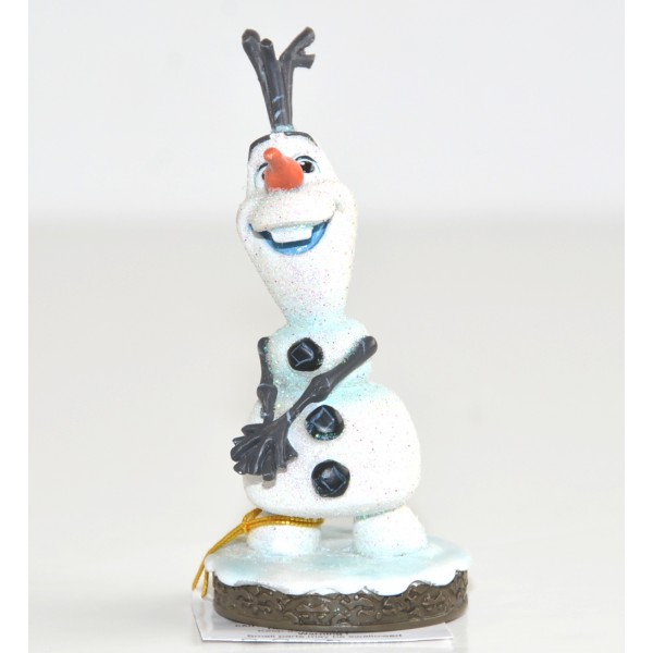 Olaf small figure, Disneyland Paris