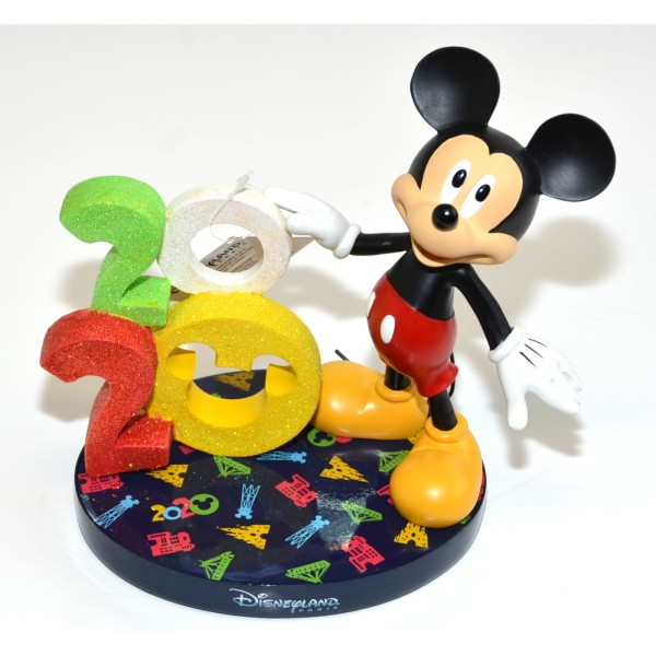 Disneyland Paris Mickey Mouse 2020 Figure