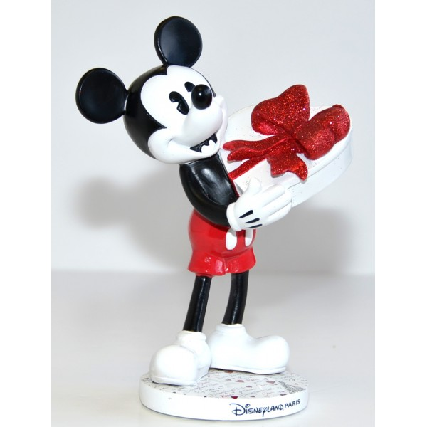 Mickey Mouse Amour Figure, Disneyland Paris
