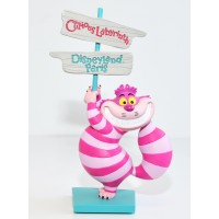 Disneyland Paris Cheshire Cat from Alice in Wonderland Figurine