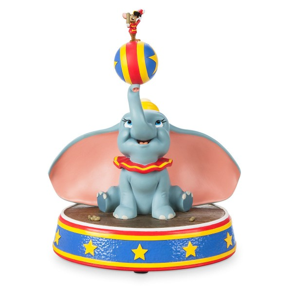 Dumbo and Timothy Mouse Figure, Disneyland Paris