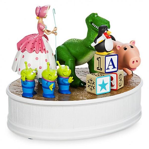 Toy Story Figurines : Disney toy story figurine by derek lesinski