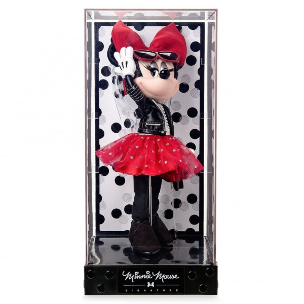 Minnie Mouse Signature Doll Limited Edition