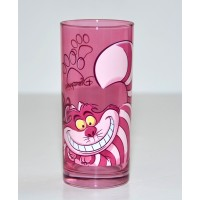 Cheshire Cat Drinking Glass