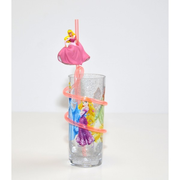 100b5166535 Disney Princess Curly Straw Tumbler