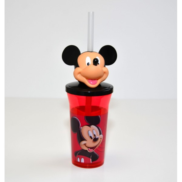 Mickey Mouse Drinking Glass
