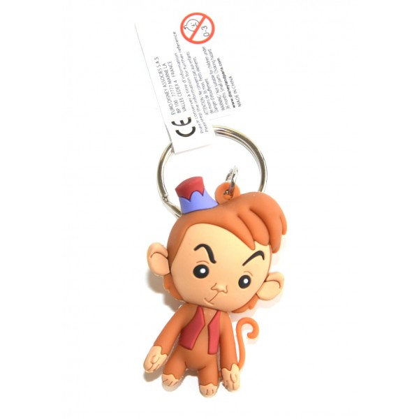 Disney Abu from Aladdin 3D keyrings