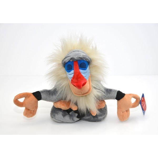 Disney Lion King Zen Rafiki Soft Toy