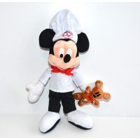 Mickey Mouse Chef Medium Soft Toy