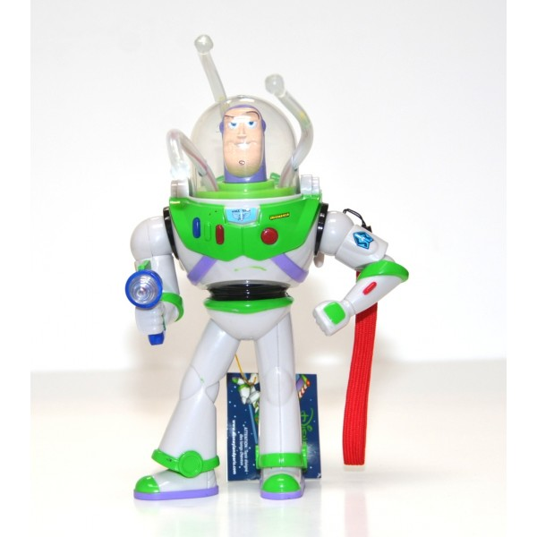 Buzz Lightyear 3D Spiro Light, Disneyland Paris
