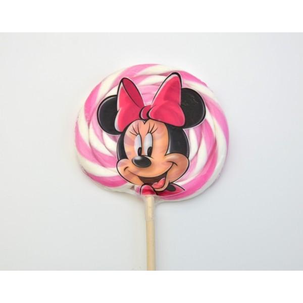 Disneyland Paris Minnie Mouse Large Lollipops