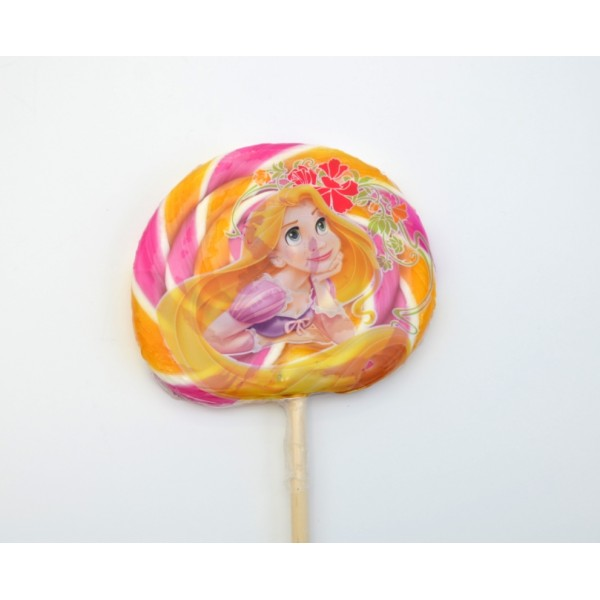 Disneyland Paris Rapunzel Large Lollipops