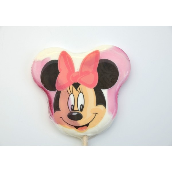 Disneyland Paris Minnie Mouse Lollipops