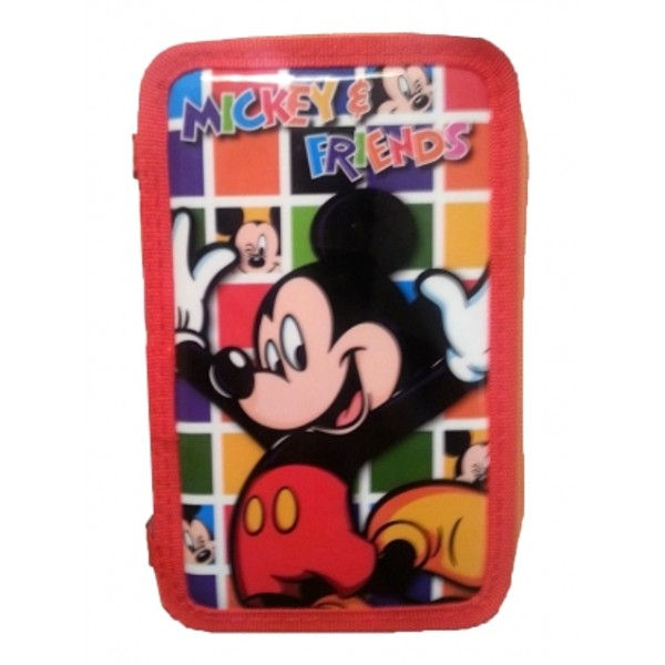 Disney Deluxe Pencil Kit - Mickey Mouse